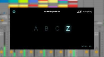 Zynaptiq Subspace Reverb ist kostenlos