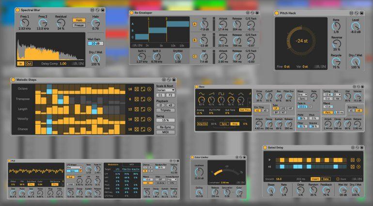 Ableton verschenkt acht Creative Extensions für Live 10