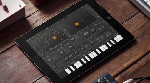 AudioKit Synth One - kostenloser iPad Synthesizer