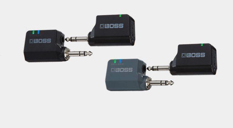 Boss WL-Series Drahtlos-Systeme
