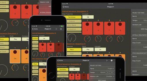 ArpBud für iOS - absoluter Fokus auf die Sequenz