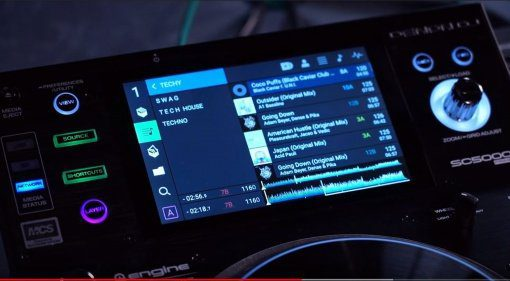 Denon bringt neue Soft- und Firmware V1.2 für Engine und SC5000 Prime