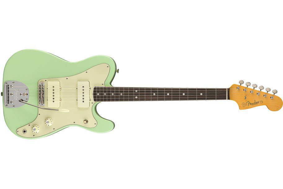 fender limited edition jazz tele