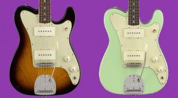 Fender Limited Edition Parallel Universe Jazz Tele TEaser