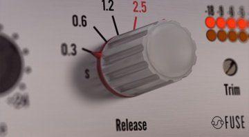 Fuse Audio Labs VCL-373 - 1960er Kompressor Emulation