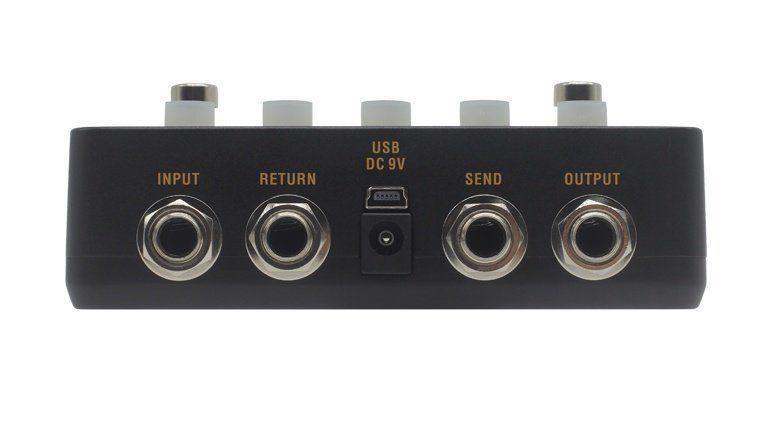 Hotone Binary Amp Back Pedal