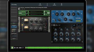 Mix:analog 2.0 - Echtzeit Analog-Mixing übers Internet