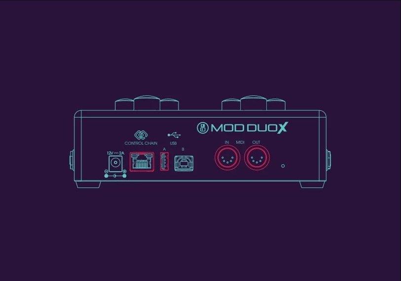 Mod Duo X Rueckseite