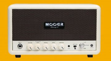 Mooer SilverEye Amp Front Teaser