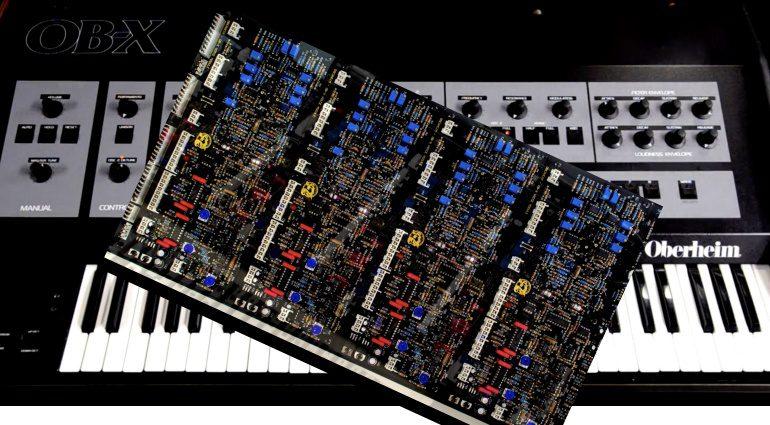 OB-X Ersatz Abstrakt Instruments