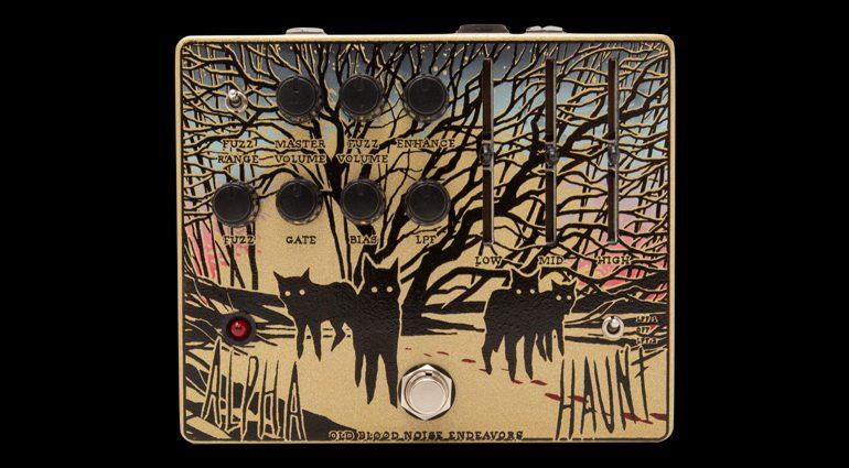 Old Blood Noise Endeavors Alpha Haunt