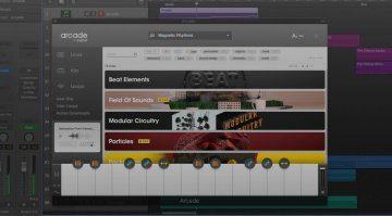 Output Arcade - Loop Synthesizer mit täglich neuem Content