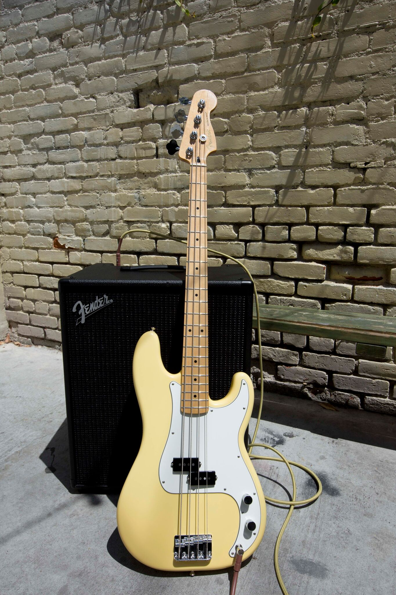 Player Precision Bass Buttercream 2 preview