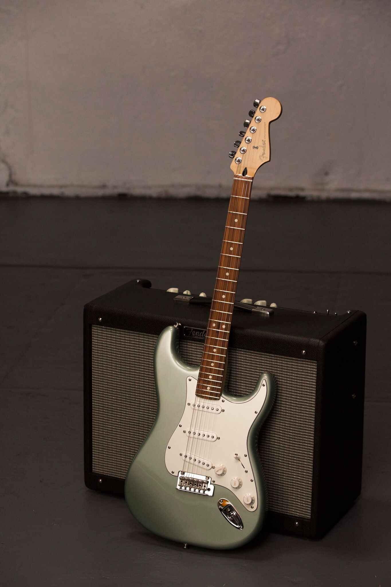 Player Stratocaster Sage Green preview