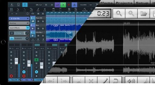Steinberg Cubasis Xewton Music Studio iOS Android App Teaser