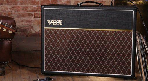 Vox AC30S1 Teaser