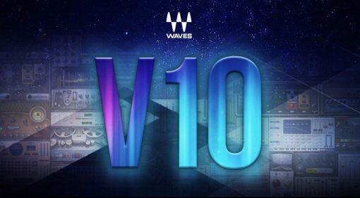 Waves 10 und neue Plug-ins angekündigt!