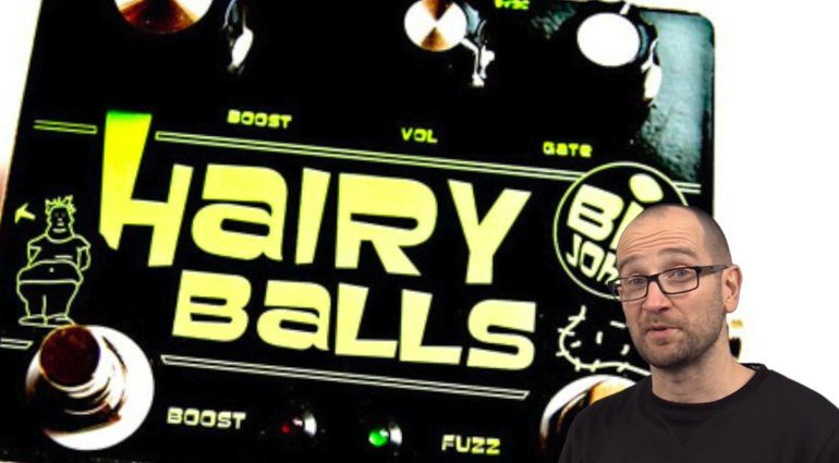 Worst Pedal Names Hairy Balls Teaser Pic