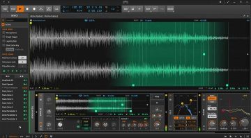 Bitwig Studio 2.4 Sampler Update