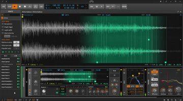 Bitwig Studio 2.4 Sampler Update
