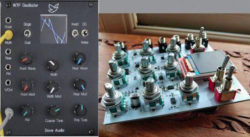dove audio wtf oscillator