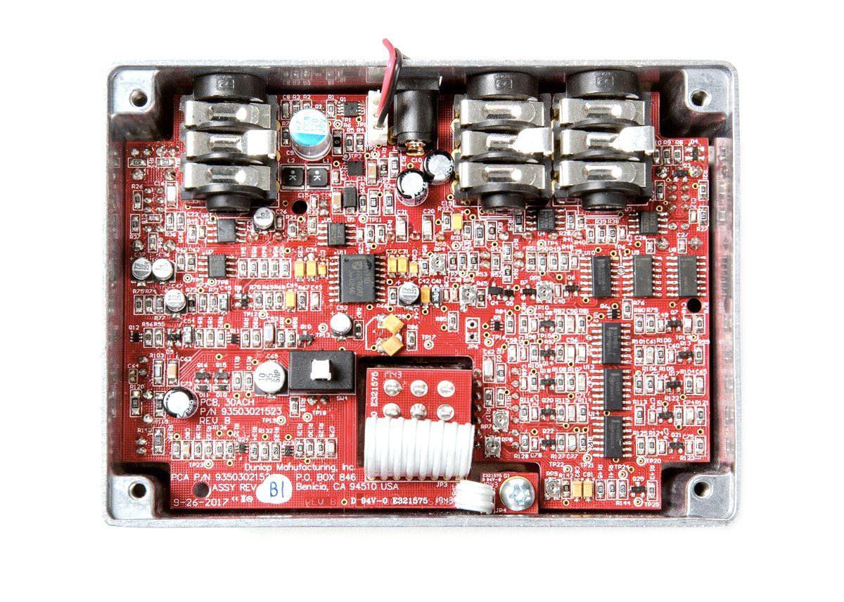 EVH5150 Chorus inside