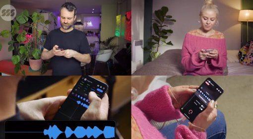 Live-Jam mit der Endlesss App