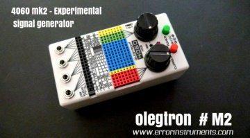 Error Olegtron mk2