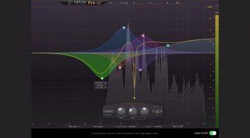 FabFilter Pro-Q2 AUv3 Plug-in