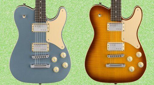 Fender Parallel Universe Troublemaker Telecaster Teaser