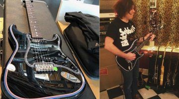 fender ryan adams signature guitar