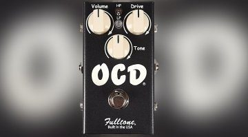 Fulltone OCD Black Edition