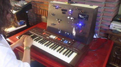 Legowelt Star Shepherd Synthesizer