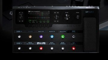 Line 6 Helix 2.60 firmware update