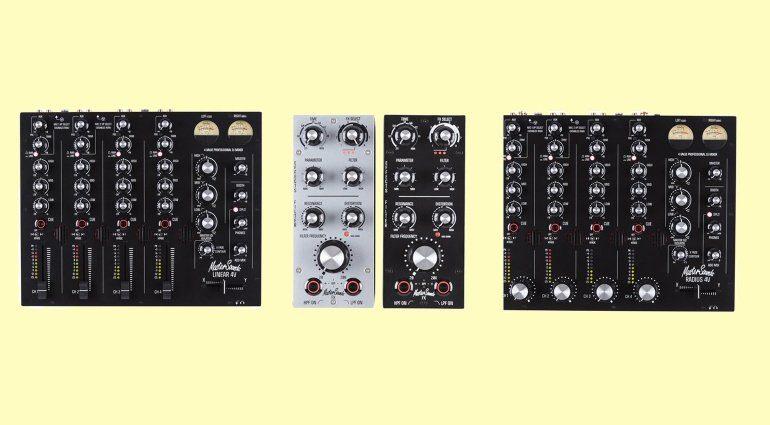 MasterSounds FX, Radius 4V und Linear 4V