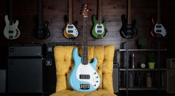 Music Man Stingray Special 2018