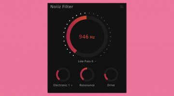 Noiiz Noiiz Filter Filter Plug-in