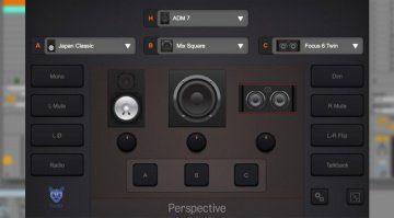 Oscillot Audio Perspective simuliert nicht nur Monitore im Rechner