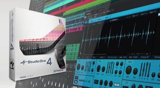 Presonus Studio One 4 Prime