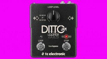 TC Electronics Ditto Jam X2 Looper