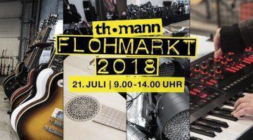 Thomann Musiker Flohmarkt 2018