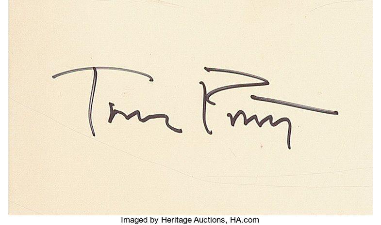 Tom Petty Gibson SG Junior 3