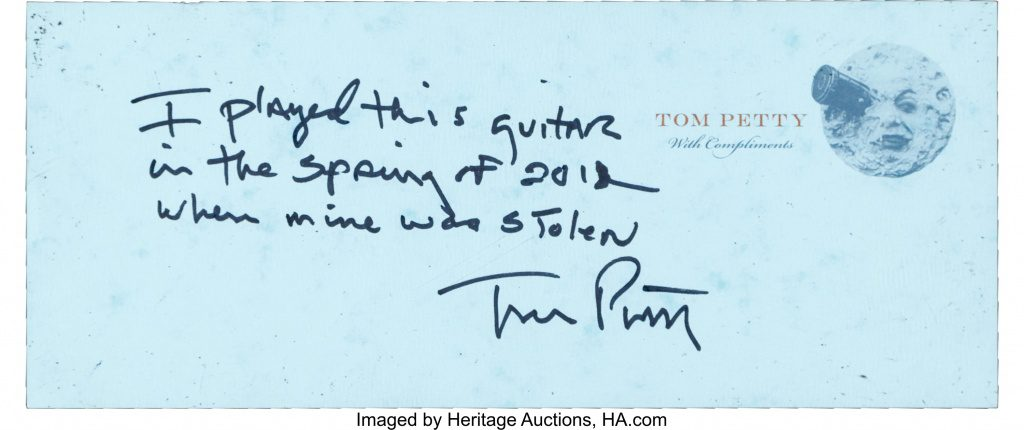 Tom Petty Gibson SG Junior4