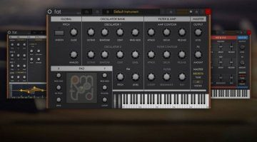 Tracktion Retromod emuliert Nord, Roland und Moog Synth