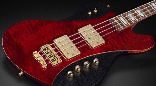 Warwick Idolmaker Bass Teaser