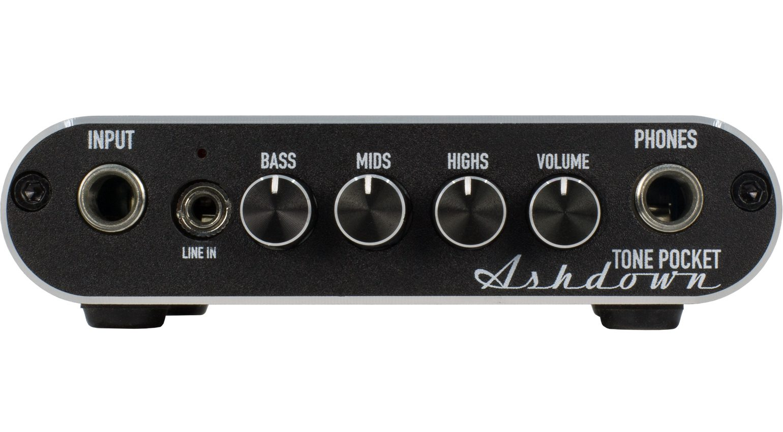 Ashdown Tone Pocket Preamp Front