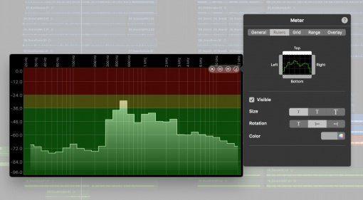 Aurchitect Audio Software Aura Plug-in Analyzer