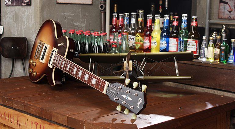 Cort CR300 E-Gitarre