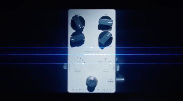 Darkglass Electronics Hyper Luminal Effektpedal Kompressor
