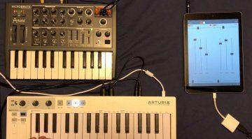 CV Mod verwandelt euer iOS-Device in ein Eurorack Modul